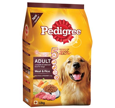 pet food 2 pedigree food rice 1 2 kg dogspot