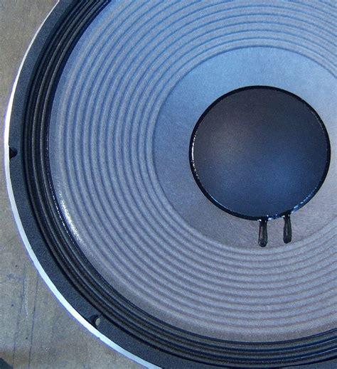 Speaker Advance H 15 jbl 2226h woofer recone service 15 quot speaker re cone