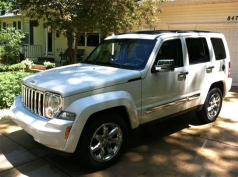 Jeep Liberty With Sky Slider For Sale Buy Used 2008 Liberty Limited W Sky Slider In Rockford