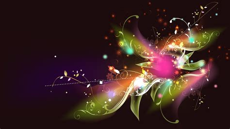 glitter wallpapers of flowers abstract flower glitter pattern brightness color hd