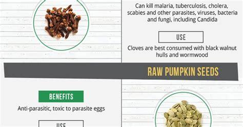 Paleo Detox For Parasites by 9 Herbs That Naturally Kill Parasites Running