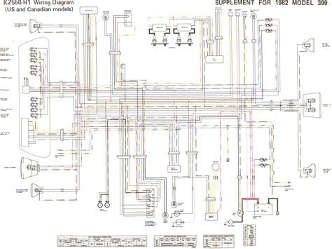 kz1000 wiring diagram kawasaki kz550 wiring diagram kz1000 wiring diagram wiring