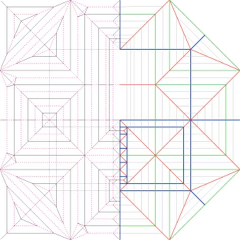 Origami Software Free - origami software and crease patterns