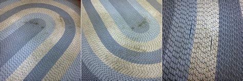 how to clean a braided rug braided rug repair and cleaning capital rug cleaning