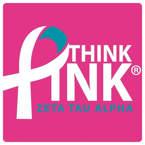 Think And Think Pink by Think Pink Think Zeta Think Pink Think Zeta