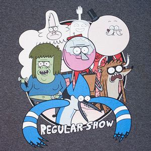 Regular Show Characters Tv Tropes | regular show western animation tv tropes