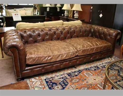 ralph lauren leather sofa ralph lauren distressed leather sofa