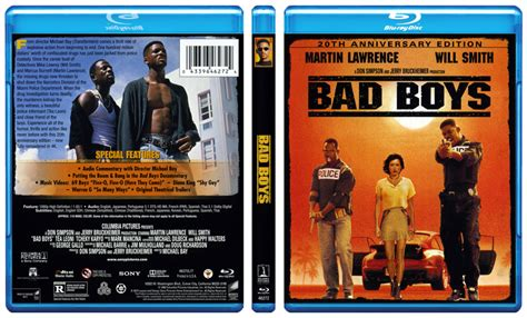 bd bad bad boys remastered bad boys ii 1995 2003