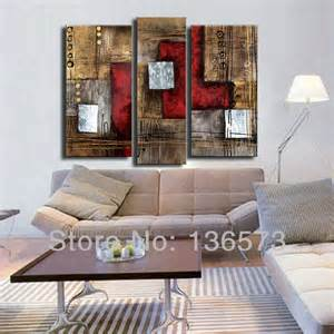 painted wall abstract painting modern home