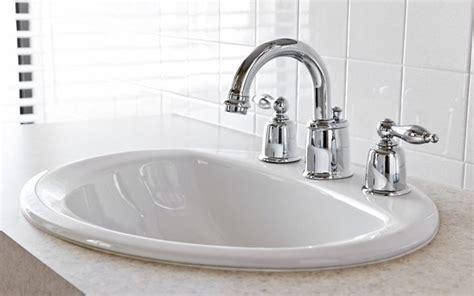 montaggio rubinetto lavabo montaggio lavabo idraulico fai da te