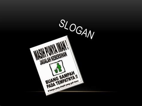 membuat iklan slogan dan poster iklan poster dan slogan