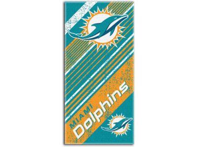 Miami Dolphins Nfl Bathroom Bedroom Decor Lids Com Miami Dolphins Bathroom Accessories