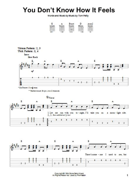 do you know how easy it is to start your first herb garden you don t know how it feels by tom petty easy guitar tab