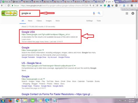 Which Search Engine Should You What Should I Put Search Engine Name Url If I Want To Select Usa Search
