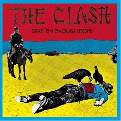 the clash give em enough rope album cover parodies