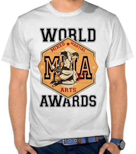 Kaos Distro Murah Seven Mixed Memorable 20 jual kaos martial arts awards mma bela diri satubaju