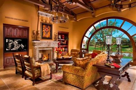 27 fabulous hacienda style homes ideas decorations