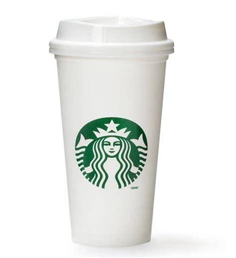 bicchieri starbucks starbucks white reusable travel mug cup tumbler grande