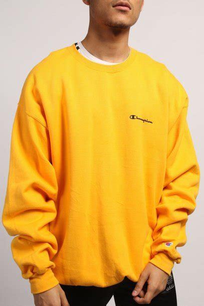 Forum Office Chairs Sweater Yellow Sweatshirt Jumper Mens Women Hoodie