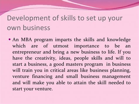 Top Skills To Be An Mba by Assignment Help And Mba Trends In Current Markets