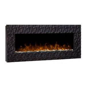 electric wall mounted fireplaces wakefield linear wall mount electric fireplace dwf 1318