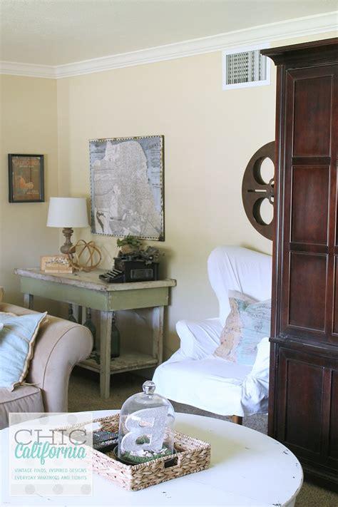 the living room tour vintage style living room tour adrienne elizabeth