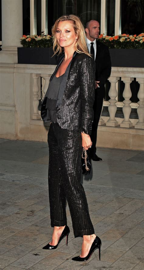 Kate Moss Causes Frenzy At Londons Topshop by Kate Moss X Topshop Launch Miller And