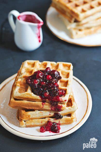 best belgian waffle recipe the best belgian waffles paleo grubs