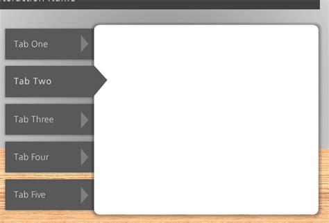 simple clean design tabs template e learning heroes