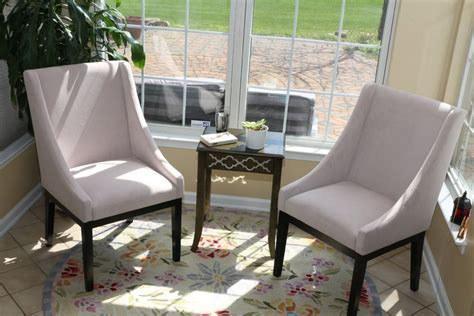 Living Room Chairs Set Of 2 Set Of 2 Modern Beige Arm Slipper Dining Sofa Chair Accent