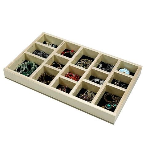 Jewelry Tray Drawer Inserts jewelry tray organizer insert g cl 24 201 22 3 8 wide