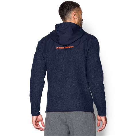 Hoodie Suspension armour s coldgear infrared performance fleece zip hoodie