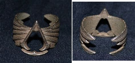 Kaos 3d Best Seller Assasin 3d printed assassin s creed ring by enlightenup23 on