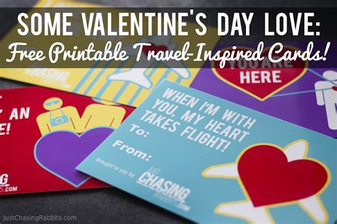 valentines day travel some s day free printable travel inspired
