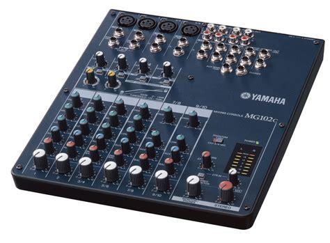 Harga Mixer Audio 4 Channel Yamaha harga mixer audio yamaha mg102c dibawah 2 juta