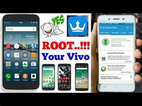 how to root vivo y53 and flash twrp quora 2018 cara root vivo y53 100 geniue method youtube