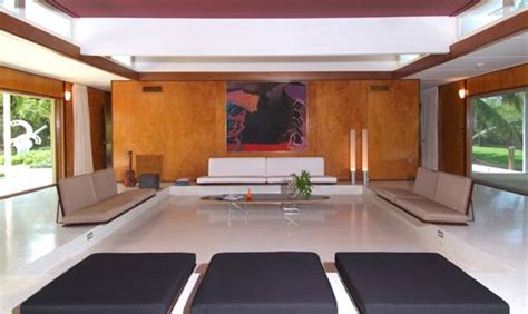 cohen tappeti cohen residence interior by paul rudolph architettura