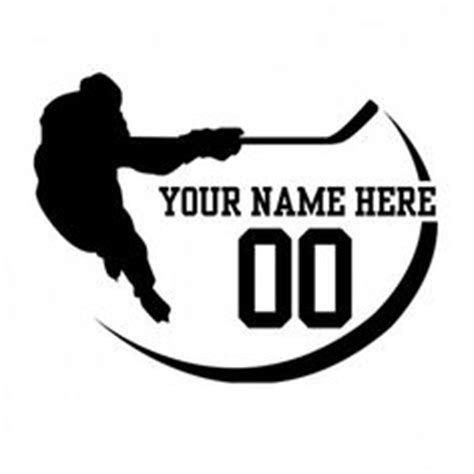 1000 Images About Hockey Stuff On Pinterest Hockey Hockey Players And Door Signs Hockey Puck Sticker Template