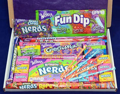 usa christmas sweets american gift box wonka nerds present her wonka selection box ebay