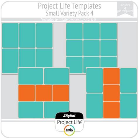 10 Best Scrapbook Inspiration Images On Pinterest Scrapbooking Ideas Digital Project Life And Digital Project Plan Template