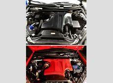 HK-Style Engine Cover (2.0L), importshark.com Genesis Import