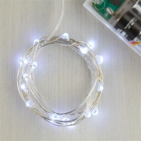 fully submersible fairy lights bright white submersible led fairy string lights