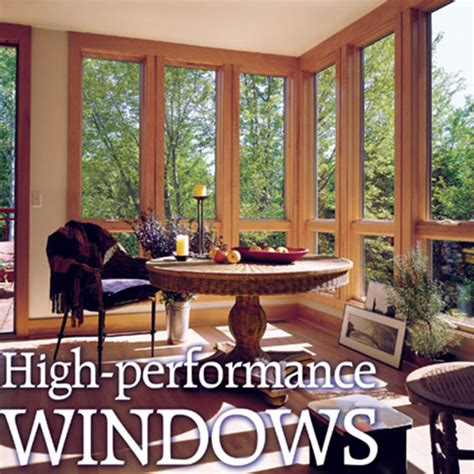 High Efficiency Windows Decor High Performance Windows Green Homes Earth News