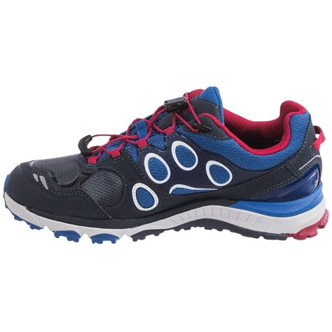 low running shoes wolfskin trail excite low texapore trail running