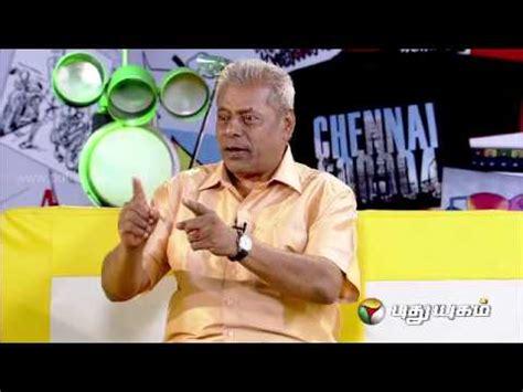 actor delhi ganesh kelvi paathi kindal paathi with actor delhi ganesh youtube