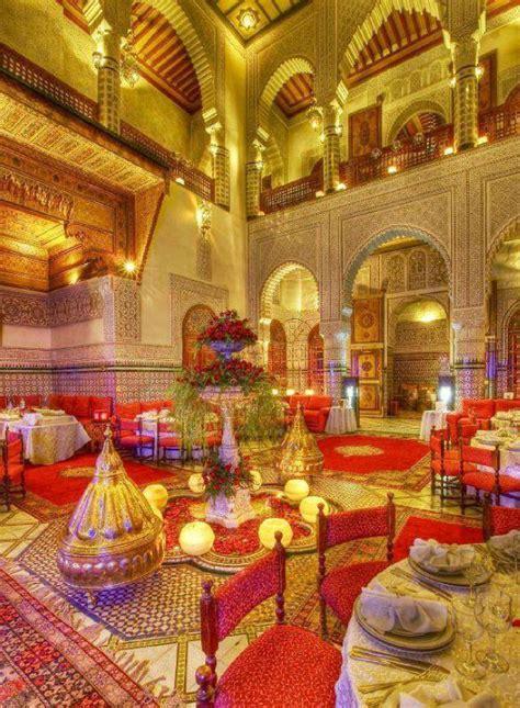 Decoration Mariage Marocain by Salle De Mariage Avec D 233 Coration Marocaine D 233 Co Salon