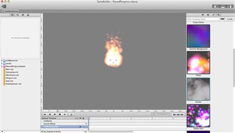 construct 2 particle tutorial add particle effects using spritebuilder make school