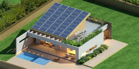solar home arzumanidis investments new build solar house in greece