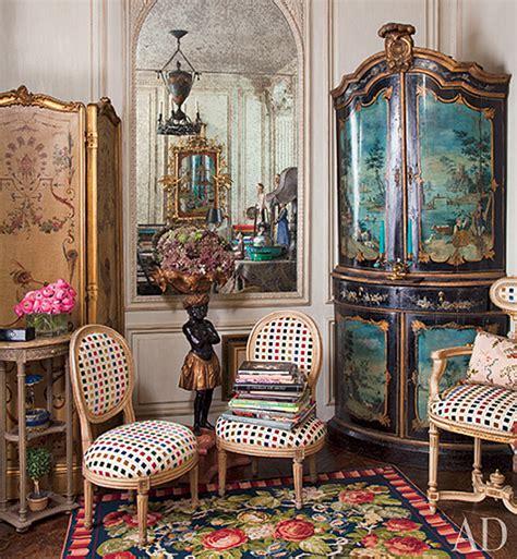 kronleuchter interio iris apfel s new york home interior design