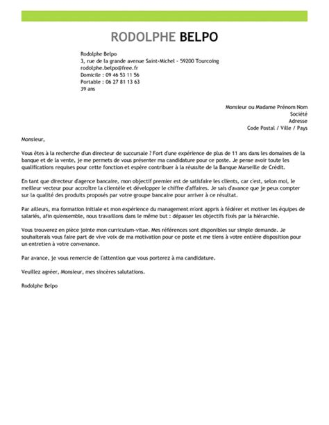 Lettre De Motivation Banque Analyste Financier Lettre De Motivation Banque Le Dif En Questions